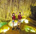 宮古島・神秘のパワースポットへシーカヤックで行くパンプキンホールツアー